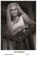 ANN-MARGRET - Film Star Pin Up PHOTO POSTCARD - 19-371 Swiftsure Postcard - Unclassified