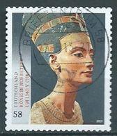 ALLEMAGNE ALEMANIA GERMANY DEUTSCHLAND BUND 2013 MUSEUM TREASURES: QUEEN NEFERTITI MI 2994 YV 2797A SC 2716 SG 3836 - Gebraucht
