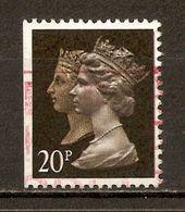 1990 - 150e Anniversaire Du 1er Timbre-Poste (black Penny) - Victoria & Elizabeth II - Héliogravure N°1435c (ND à Gauche - Machin-Ausgaben
