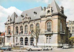 92 Boulogne Billancourt Salles Des Fêtes Avec Automobiles Citroën DS Renault Peugeot (2 Scans) - Boulogne Billancourt