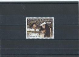 POLYNESIE 1995 - YT N° 482 NEUF SANS CHARNIERE ** (MNH) GOMME D'ORIGINE LUXE - Neufs