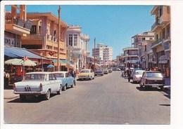 Carte ( Format 15 X 10 Cm ) Democracy Street Famagusta ( Voiture Auto ) - Cyprus