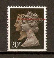1990 - 150e Anniversaire Du 1er Timbre-Poste (black Penny) - Victoria & Elizabeth II - Héliogravure N°1435e (ND En Bas) - Machin-Ausgaben