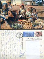 Ak Kenia - Tradition - Verkäufer - Kenia