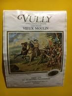 8067 - Vully Vieux Moulin Pour 500e Bataille De Morat 1476 Suisse Tableau - Art