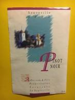 8070 - Pinot Noir 1993 Auberson & Fils La Neuveville Suisse - Autres