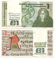 Ireland - 1 Pound 31.10. 1980 VF++ Lemberg-Zp - Ireland