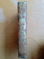 SANCTI THOMAE CURSUS THEOLOGIAE / CAROLI RENATI BILLUART 1827 TOME 1 - Livres Anciens
