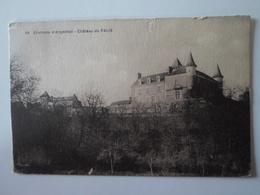 INDRE  Environs D'Argenton  Château Du Palis - France