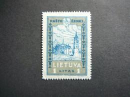 Lietuva Litauen Lituanie Litouwen Lithuania 1932 Lithuanian Child * MH # Mi. 322A - Lithuania