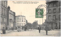 63-CLERMONT FERRAND-N°291-B/0115 - Clermont Ferrand