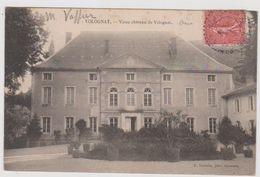 Le Chateau De   VOLOGNAT - France