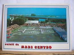 1994 - Taranto - Saluti Da Mari Centro - Caserma Centro Di Addestramento Reclute Della Marina - 2 Scans. - Caserme