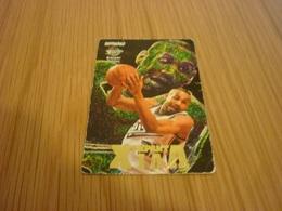 Grant Hill Detroit Pistons NBA Basketball Old Greek Trading Card - Singles