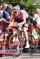 Ciclismo, Cyclisme, Cycling. Cartolina Col. Tom DUMOULIN - Ciclismo