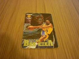 Nick Van Exel Los Angeles Lakers NBA Basketball Old Greek Trading Card - Singles