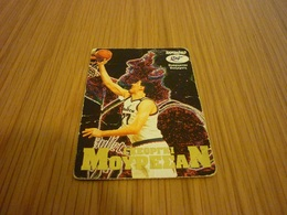 Gheorghe Mureșan Washington Wizards NBA Basketball Old Greek Trading Card - Singles