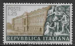 Italia Italy 1952 Caserta Vanvitelli Sa N.683 Nuovo MH * - 1946-60: Nuovi
