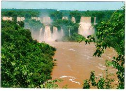 Brazil. Cataratas Do Rio Iguaçu. VG. - Brasile