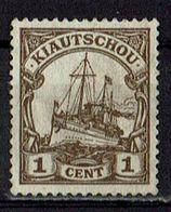 Kiautschou 1905/1919 // Michel 28 (*) (019.400) - Colony: Kiauchau
