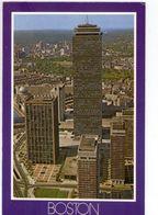 U2666 Postcard: MA - Massachusetts > Boston - The Prudential Center - KLEIN CARD - Nuit Night Nocturne Nacht - Boston
