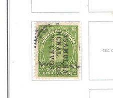 Ecuador PO 1928 1920 Surch..  Scott.285+See Scan On Scott. Page - Ecuador
