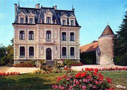 37- TROGUES -  Le Château De La Rolandière - Autres Communes
