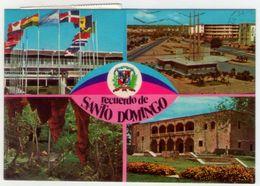 Santo Domingo. Multivision. VG. - Repubblica Dominicana