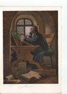 U2673 Postcard: Meifssner Richter: Luther Auf Der Wartburg - Lutero - Art Peinture Painting Tableau - Paintings