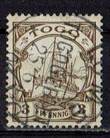 Togo 1900 // Mi. 7 O - Colonie: Togo