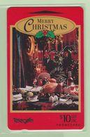 New Zealand - Gift Cards - 1994 Merry Christmas $10 Feast - NZ-G-9 - Mint - New Zealand