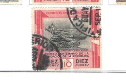 Ecuador PO 1930 Cent.Fondaz.Republica Scott.316+See Scan On Scott. Page - Ecuador
