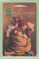New Zealand - Gift Cards - 1994 Merry Christmas $5 Presents - NZ-G-7 - VFU - New Zealand