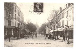 94 - SAINT-MAUR-LES-FOSSÉS . PARC SAINT-MAUR . AVENUE DE LA MAIRIE . REPRODUCTION - Réf. N°8530 - - Saint Maur Des Fosses