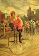 Nos Cyclistes  -  Serie C6  -  CPM - Ciclismo