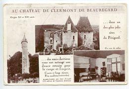 Clermont De Beauregard Le Château Retraite Chrétienne - France