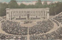 University Of California, Berkeley - The Greek Amphithéatre - United States