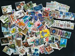 100 Francobolli Inghilterra - Tutti Diversi - Francobolli