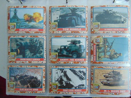 Cartes Desert Storm Serie II (89  'a 176  Plus Stickers 23 'a 33) ByTopps - Cinema & TV