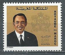 Maroc YT N°733 Roi Hassan II Neuf ** - Marocco (1956-...)