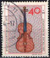 GERMANIA - 1973 - STRUMENTI MUSICALI: VIOLINO - USATO - [7] Repubblica Federale