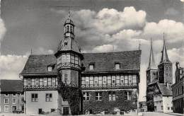 HOXTER A. D. Oberweser - Rathaus - Hoexter