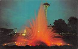 SEATTLE CENTER - International Fountain - Seattle