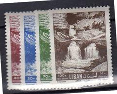 1961 Afka Waterfalls MNH (76) - Libanon