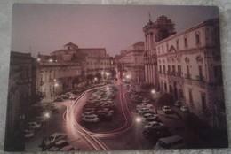 Siracusa - Piazza Duomo E La Cattedrale - Notturno - Siracusa