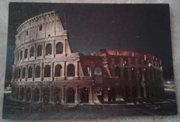Roma - Il Colosseo Notturno - Colosseo