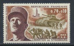 °°° FRANCE - Y&T N°1608 MNH 1969 °°° - Francia