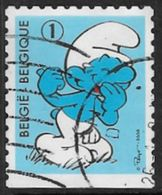 Belgium SG4206 2008 The Smurfs 1st Good/fine Used [36/30467/6D] - Belgium