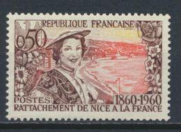 °°° FRANCE - Y&T N°1247 MNH 1960 °°° - Francia