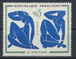 °°° FRANCE - Y&T N°1320 MNH 1961 °°° - Francia